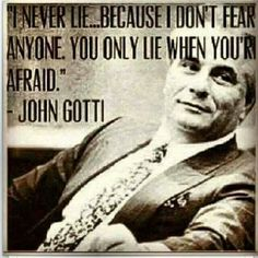 Never afraid... lowlife cowards lie to hurt others and get what they want. Yes, if your wondering, I mean you.