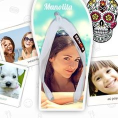 Personaliza las #chanclas con tus #fotos tu peque tu #mascota... Como tú quieras! Haz tu pedido por whastaspp: 638 403 655