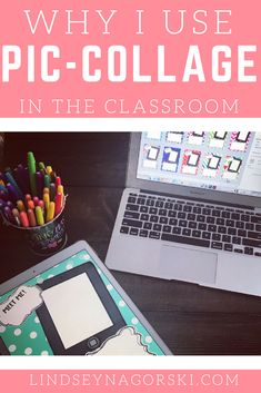 Have you ever thought of using PicCollage in your classroom? Check out the app that students and teachers are sure to love! High School Classroom, Future Classroom, Classroom Decor, 1st Grade Science, High School History, School Resources, School Counseling, Educational Technology, Students