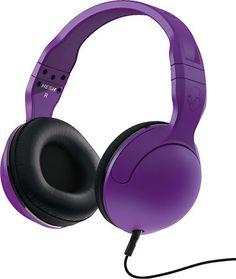 SKULLCANDY HESH 2.0 PURPLE MIC'D HEADPHONES Skullcandy Hesh 2.0 Purple Mic'd Headphones