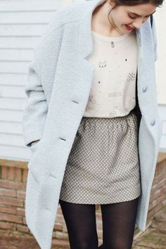 Stitch Fix Stylist - Skirt! Love that length and design