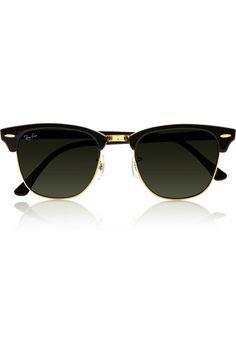 Easy Chic: Sunglasses, Ray-Ban / Garance Doré
