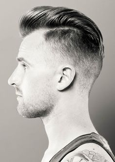 i love this look. maybe i can get jesse to cut his hair like this when his enlistment is up :)