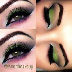 landofmakeup #cosmetics #makeup #eye