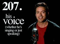 His voice (Little Downey Things) for real though 😍😍😍 You Are The Greatest, I Robert, Downey Junior, Good Wife, Having A Crush, Robert Downey Jr, Man Alive, Attractive Men, Tony Stark