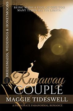Runaway Couple: A Passionate Paranormal Romance (Bridesmaids, Weddings & Honeymoons Book 1) by Maggie Tideswell https://read.amazon.com/kp/embed?asin=B00ZNL4WPK&preview=newtab&linkCode=kpe&ref_=cm_sw_r_kb_dp_jdx2wb17H05P3