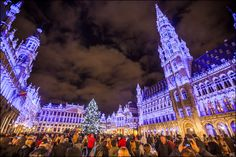 Soak up the festive and magical atmosphere at Winter Wonders, one of the largest Christmas markets in Europe!