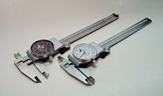 "6"" Dial Calipers w/ Thumb Wheel"