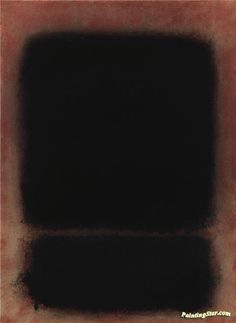 Untitled Artwork By Mark Rothko Oil Painting & Art Prints On Canvas For Sale Mark Rothko Paintings, Rothko Art, Eros And Psyche, Abstract Painters, Painting Abstract, Minimalist Landscape, Colour Field, New Artists, American Artists