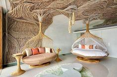 Iniala Beach House - роскошные виллы в Таиланде.