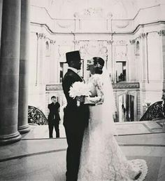 The-Dream Releases Wedding Photos And Drops Gems On Finding Real Love Curly Hair Men, Curly Hair Styles, Find Real Love, Sunday Kind Of Love, Dream Wedding, Wedding Day, Vintage Black Glamour, New Wife, Black Celebrities