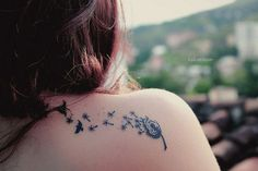 Always making wishes with this tattoo.
