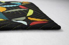 Lada Geo #1 by textile artist Kathleen Probst http://kathleenprobst.com/?p=7937