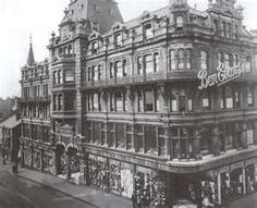 Ben Evans Department Store, Swansea, Wales, destroyed in the Blitz. Swansea Wales, Gower Peninsula, The Blitz, Cymru, Exeter, Coventry, Portsmouth, Cardiff, South Wales