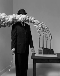 Surreal Photographs by Hugh Kretschmer