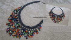 Beading Tutorials, Beaded Jewelry, Projects To Try, Knitting, Youtube, Stuff To Buy, Workout Tips, Seed Beads, Necklaces