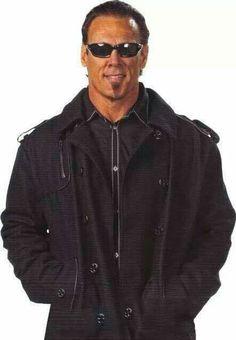 """Wrestler Steve """"Sting"""" Borden"""