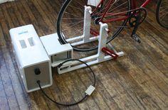 Construye tu propio generador eléctrico con una bicicleta (VIDEO)