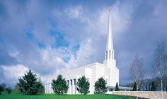 Preston England Temple of The Church of Jesus Christ of Latter-day Saints. #LDS #Mormon