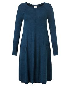 Merino Swing Dress | East