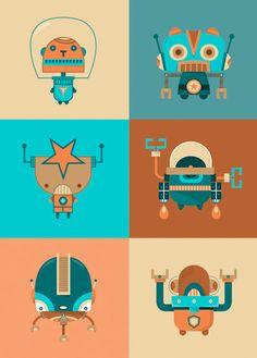 Le Robots!