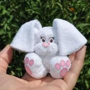 BabyWashcloth Bunny Instructional Video  - via @Craftsy
