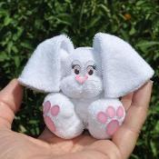 BabyWashcloth Bunny Instructional Video  - via @Craftsy