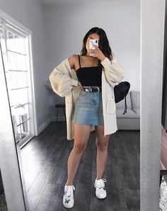 Mode Outfits, Girly Outfits, Cute Casual Outfits, Stylish Outfits, Stylish Girl, Dress Outfits, Dresses, Winter Fashion Outfits, Look Fashion