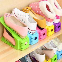 ce0303813d  5.99 - Hot Shoe Organizer Magic Space Maker No Dust  ebay  Home   Garden