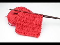 Punto Andaluz. Aprende a tejer Punto Andaluz a Dos Agujas con este tutorial explicado paso a paso. Blog Paca La Alpaca. ¡Visita nuestra Tienda! Knitting Help, Knitting Stiches, Hand Knitting, Fingerless Gloves Knitted, Knitted Hats, Crochet Baby, Knit Crochet, Crochet Basics, Knitting Projects