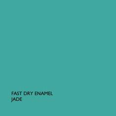 PlastiKote spray paint. Fast Dry Enamel in Jade.
