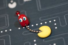 Pac Man belly button ring!