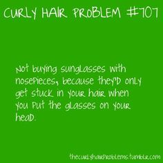 oh this is such an issue for me!