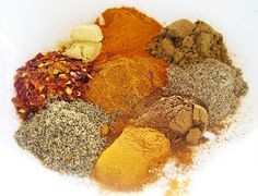 spices to make Berbere