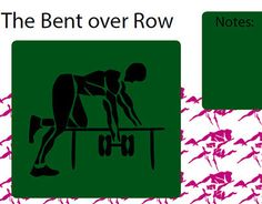 "Check out new work on my @Behance portfolio: ""The bent over row page of the icon book."" http://on.be.net/1JVBgzw"