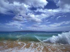 vue panoramique de la mer