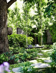 This garden is so abundant and established it looks as though it's been the life-long companion to the Victorian-era weatherboard home it surrounds Despite looking like it's always been there, this garden is arecent development, installed in tandem with the home's renovation two yearsago.The Cheongs retained the Victorian facade and added a contemporary extension atthe …