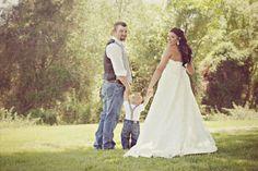 Family wedding photo @shilowann