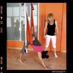 Pilates Aéreo y GYm aérea