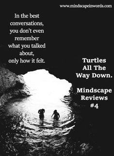 Turtles All The Way Down. (Mindscape Reviews