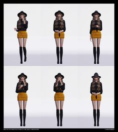 Flower Chamber — SING FOR YOU Poses collection, pt.2: MIC sets... The Sims 4 Pc, Sims 4 Mm, Sing For You, Sims Hair, Sims Games, Sims 4 Update, Dance Poses, Sims 4 Cc Finds, Sims 4 Clothing