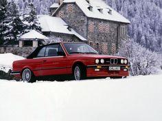 Alpina BMW C2 2.7 Cabrio (E30)