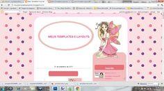 template free | Graça Layouts eTemplates para blogger e Kit Elo 7