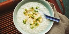 What Is Congee, Masala Khichdi, Rice Congee, Sick Food, Creamy Rice, Rice Porridge, Using A Pressure Cooker, Rice Recipes, Kitchens