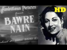 Bawre Nain - Full Hindi Movie 1950 HD | Raj Kapoor, Geeta Bali | Hindi O...