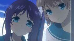 Chisaki and Kaname        ~Nagi no Asukara