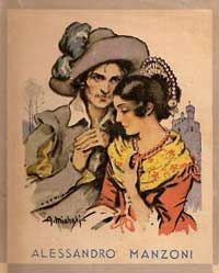 Alessandro Manzoni I promessi sposi Ill. di Alberto Micheli