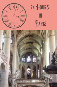 So you want to spend a perfect 24 hours in Paris, France? Come with me and we'll see medieval art, statues, and gourmet dining! #paris #france France Europe, France Travel, Paris France, Packing List For Vacation, Vacation Trips, Places To Travel, Travel Destinations, Medieval Art, City Guides