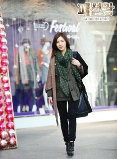 (Fashion King) Korean Street Fashion.