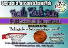 Youth Week Basketball Tournament